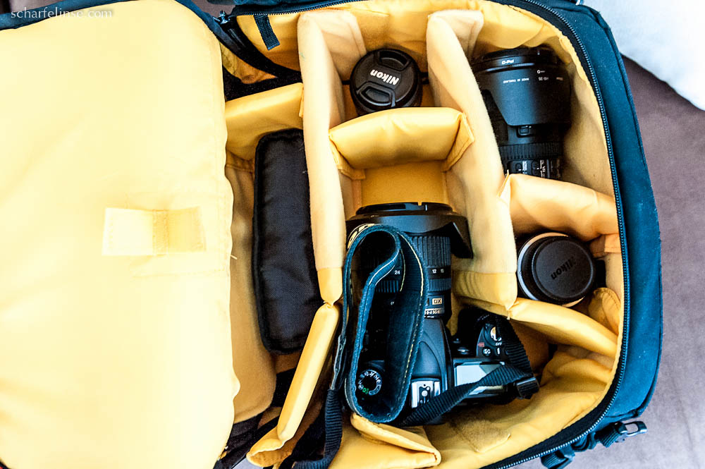 Fotorucksacktest – ganz subjektiv (Kata 3N1-30 vs. Lowe Pro Vertex 300AW)
