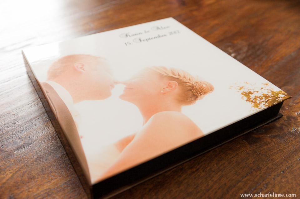 Fotobuch – oder wie verpacke ich am besten die Bilder-CD derHochzeitspaare