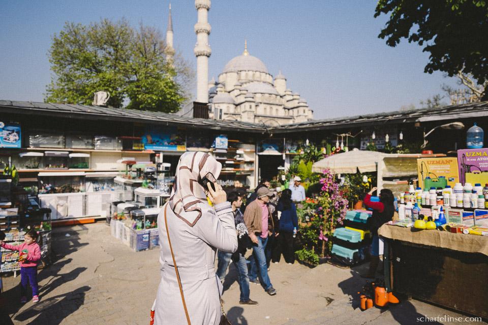Istanbul delight – Vom Himmel zur blauenMoschee