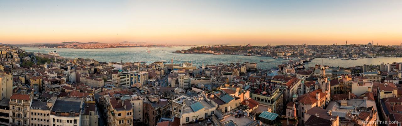 Istanbul delight – Holz undLeder