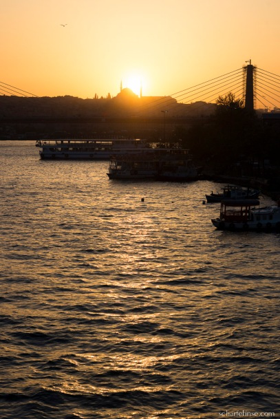 Good night, Istanbul