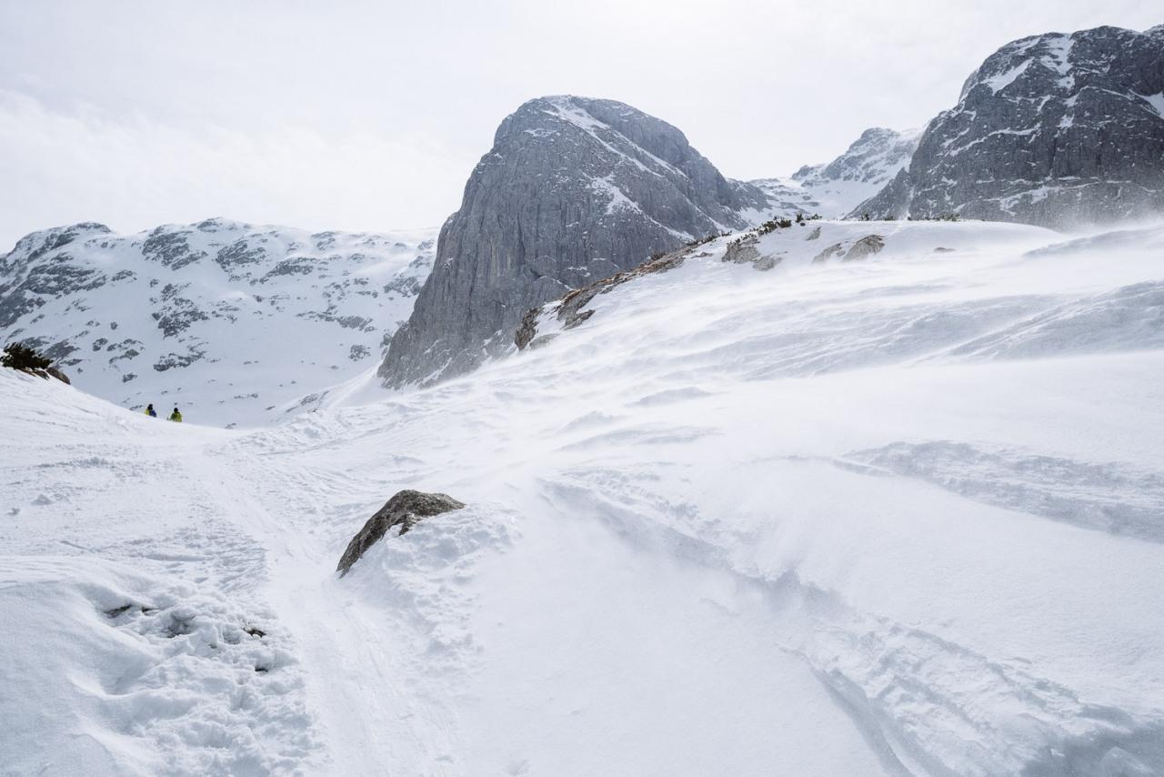 Unterwegs im ewigen Eis oder Der HoheGöll