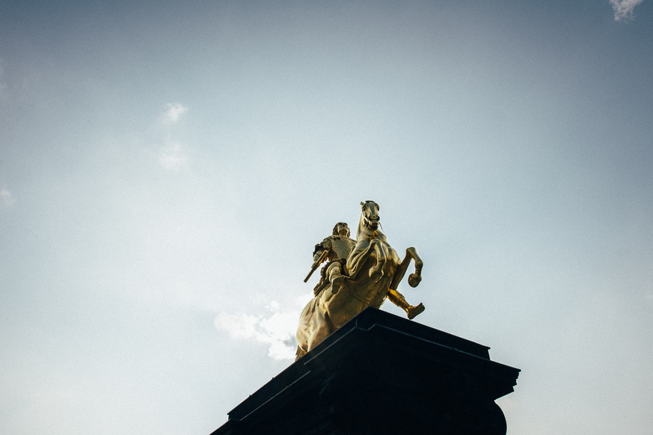 Dresden, du schöneElbstadt