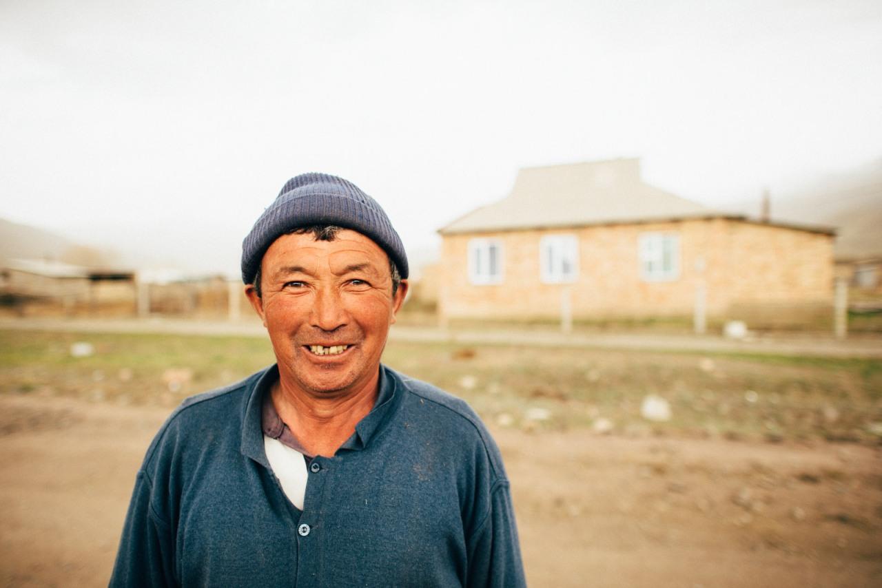 Kirgisistan – Land derFarben