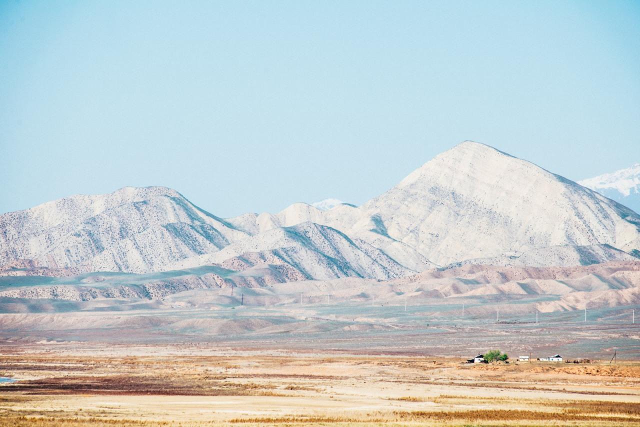 Kirgisistan – der zweite Anlauf amAlabel-Pass