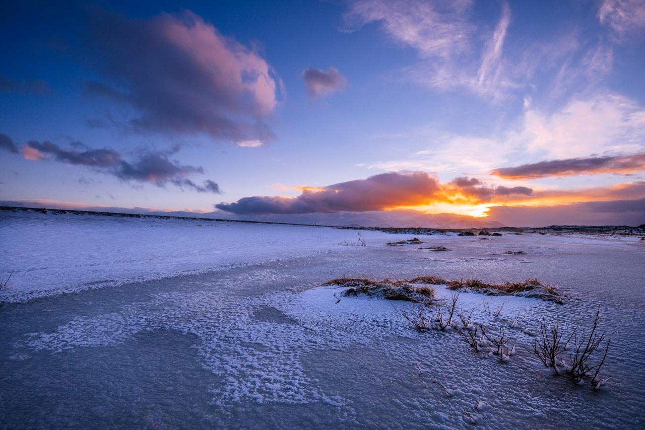 Eisiges Island – der dritteAnlauf
