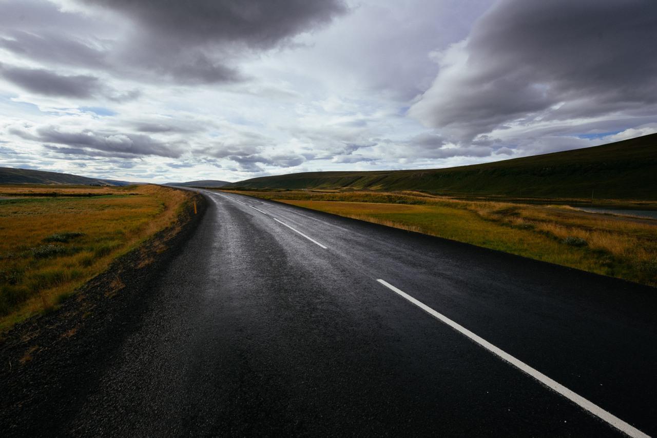 Island – zuviel Land, zuwenigZeit